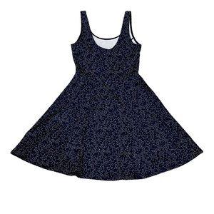 H&M Divided Sleeveless Jersey Dress Women's Size 4